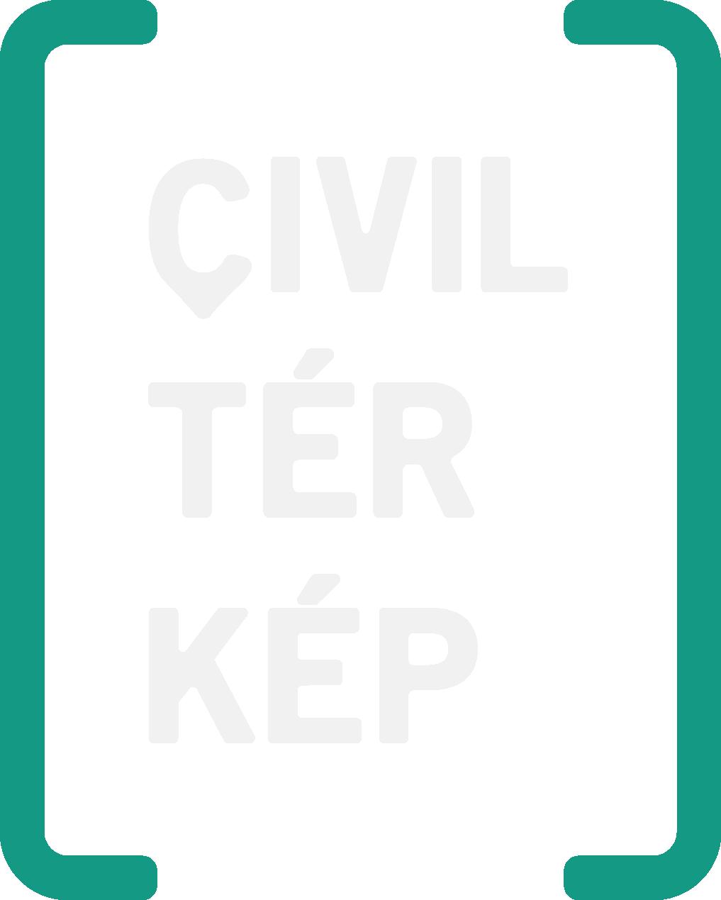 Civiltérkép